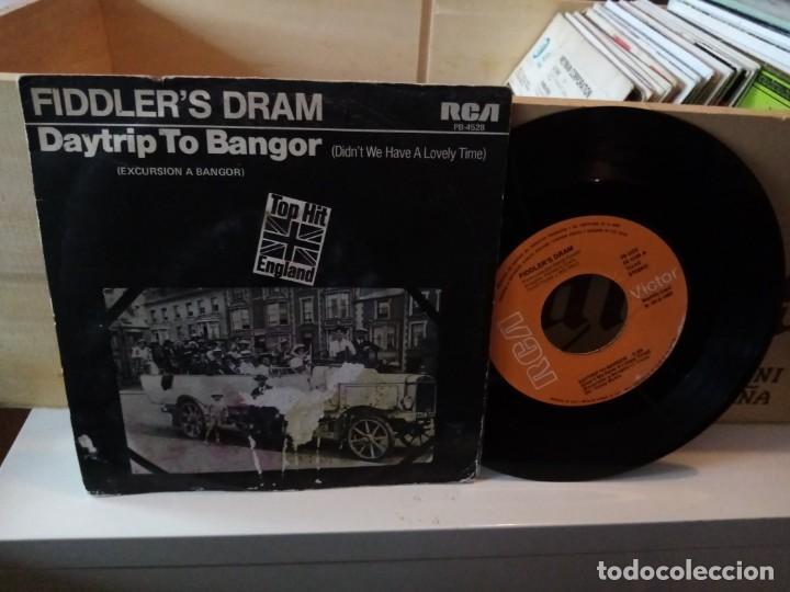 FIDDLER'S DRAM ?– DAYTRIP TO BANGOR (Música - Discos - Singles Vinilo - Country y Folk)
