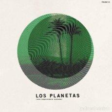 Discos de vinilo: LOS PLANETAS - ZONA TEMPORALMENTE AUTÓNOMA (2LP 2017, GATEFOLD, VOLCAN108, 8437006223195) PRECINTADO. Lote 183927223