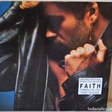 Discos de vinilo: GEORGE MICHAEL - FAITH EPIC - 1987. Lote 183930248