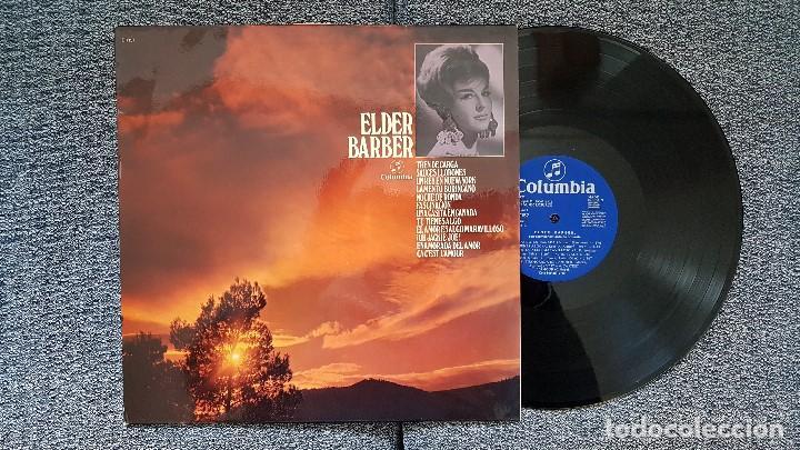 ELDER BARBER - UNA CASITA EN CANADÁ. EDITADO POR COLUMBIA . AÑO 1972. COLECCIONISTAS. MUY POCAS UNID (Música - Discos - LP Vinilo - Solistas Españoles de los 50 y 60)