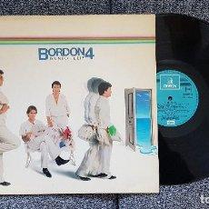Discos de vinilo: BORDON 4 - MUNDO FELIZ. EDITADO POR EMI-ODEÓN. AÑO 1984. Lote 183930645