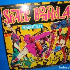 Discos de vinilo: VINILO DISCO LP- VARIOUS – SKATEBOARD 4 -SPAIN . AÑO 1992. Lote 183932677