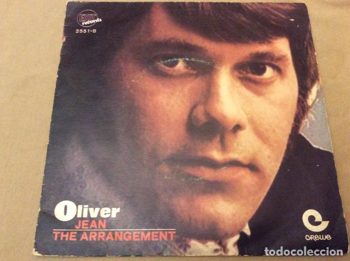 OLIVER. JEAN /THE ARRANGEMENT. EXIT RECORDS 1969. (Música - Discos - Singles Vinilo - Pop - Rock Extranjero de los 50 y 60)