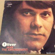 Discos de vinilo: OLIVER. JEAN /THE ARRANGEMENT. EXIT RECORDS 1969.. Lote 183934507