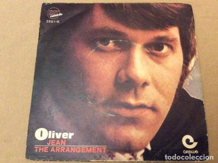 Discos de vinilo: Oliver. Jean /The Arrangement. Exit Records 1969. - Foto 2 - 183934507