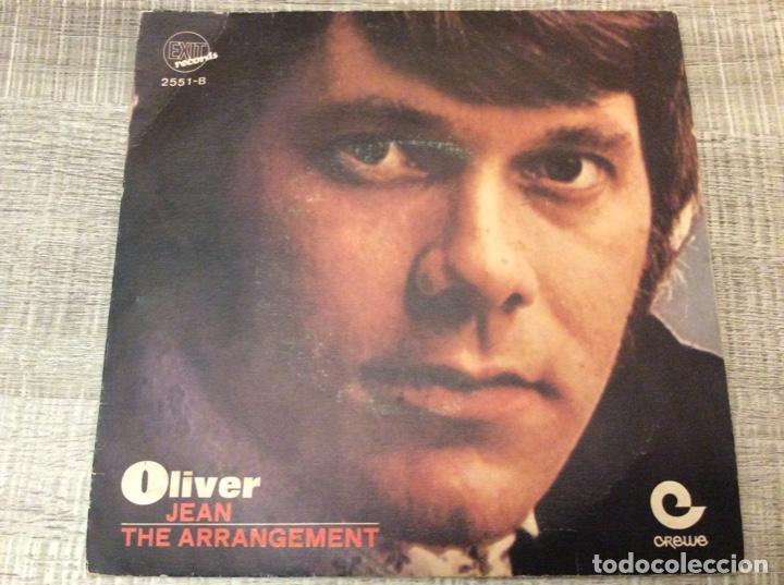 OLIVER. JEAN /THE ARRANGEMENT. EXIT RECORDS 1969. (Música - Discos - Singles Vinilo - Pop - Rock Internacional de los 50 y 60)