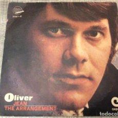 Discos de vinilo: OLIVER. JEAN /THE ARRANGEMENT. EXIT RECORDS 1969.. Lote 183936328