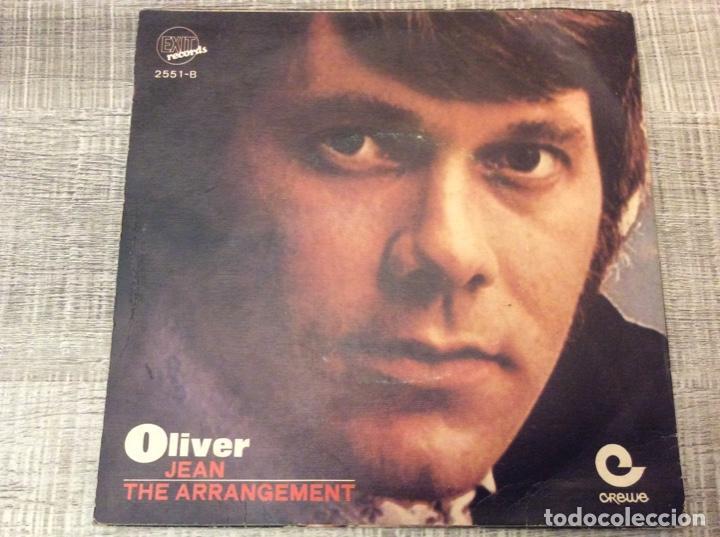 Discos de vinilo: Oliver. Jean /The Arrangement. Exit Records 1969. - Foto 2 - 183936328