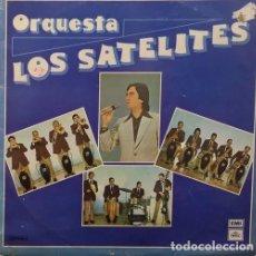 Discos de vinilo: ORQUESTA LOS SATELITES - LP DE VINILO 1976 #. Lote 183942977