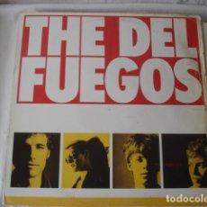 Discos de vinilo: THE DEL FUEGOS THE LONGEST DAY. Lote 183945415