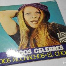Discos de vinilo: SINGLE - VINILO - ORQUESTA 101 STRINGS – TANGOS CELEBRES - ADIOS MUCHACHOS / EL CHOCLO. Lote 183948841