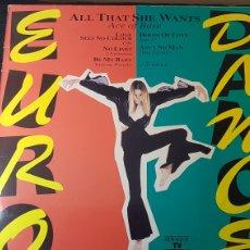 Disques de vinyle: EURO DANCE...VARIOS. Lote 183949633