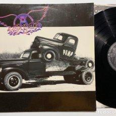 Discos de vinilo: DISCO LP VINILO AEROSMITH PUMP EDICION ALEMANA DE 1989. Lote 183950495