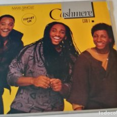 Discos de vinilo: CASHMERE - CAN I - 1984. Lote 183960122