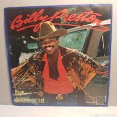Discos de vinilo: BILLY PRESTON - SINGLE. Lote 183963273