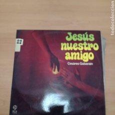 Discos de vinilo: JESÚS NUESTRO AMIGO. Lote 183964693