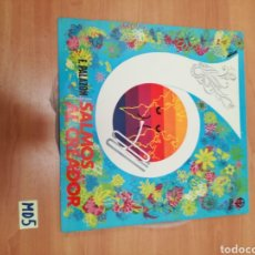 Discos de vinilo: SALMOS AL CREADOR. Lote 183964748