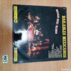 Discos de vinilo: BAILARES MEXICANOS. Lote 183964811
