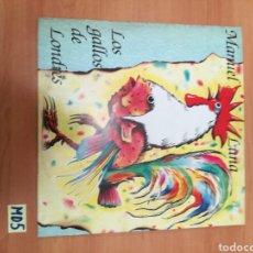Discos de vinilo: MANUEL LUNA LOS GALLOS DE LONDRES. Lote 183965008