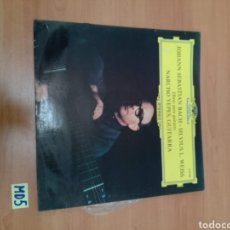Discos de vinilo: JOHANN SEBASTIAN BACH. Lote 183965047