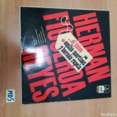 Discos de vinilo: HERNÁN FIGUEROA REYES. Lote 183965105