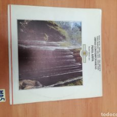 Discos de vinilo: OBRAS CONTEMPORÁNEAS PARA ARPA. Lote 183965112