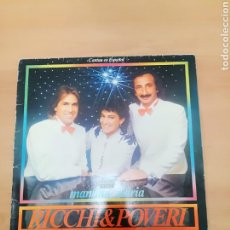 Discos de vinilo: RICCHI Y POVERI. Lote 183965118