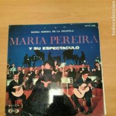 Discos de vinilo: MARÍA PEREIRA. Lote 183965127