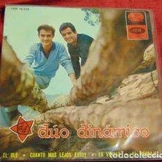 Discos de vinilo: DUO DINAMICO - EL OLE + 3 - EP 1965. Lote 183981526