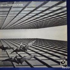 Discos de vinilo: QUATERMASS - QUATERMASS - LP GATEFOLD - HARVEST – 1 C 062-91 248 . Lote 183996006