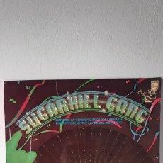 Discos de vinilo: SUGARHILL GANG. MAXI SINGLE. RAPPER'S DELIGHT. 1979. PHILIPS. ESPAÑA. Lote 183997885