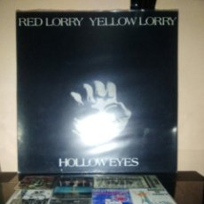 Discos de vinilo: RED LORRY YELLOW LORRY - HOLLOW EYES. Lote 184002490