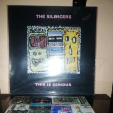 Discos de vinilo: THE SILENCERS - THIS IS SERIOUS. Lote 184003083