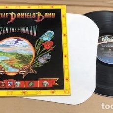 Discos de vinilo: LP THE CHARLIE DANIELS BAND. FIRE ON THE MOUNTAIN. CBS 1974. Lote 184005521