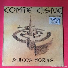 Discos de vinilo: COMITE CISNE – DULCES HORAS. Lote 184005547