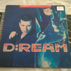 Discos de vinilo: D:REAM - THE POWER (OF ALL THE LOVE IN THE WORLD). Lote 184008842