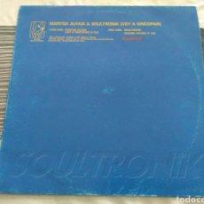 Discos de vinilo: MARYSA ALFAIA / SOULTRONIK - VOY A SINCOPAR / SAMBA HOUSE. Lote 184010102