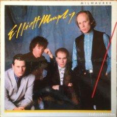 Discos de vinilo: ELLIOTT MURPHY - MILWAUKEE - LP - NEW ROSE 1986 EDICIÓN FRANCESA IMPORTADA POR MARILYN EX. Lote 184010787