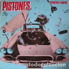Discos de vinilo: PISTONES. Lote 184019338