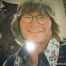 Discos de vinilo: JOHN DENVER - WINDSONG LP - ORIGINAL U.S.A - RCA RECORDS 1975 - GATEFOLD Y FUNDA INT. ORIGINAL -. Lote 184024320