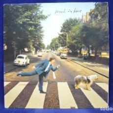 Discos de vinilo: PAUL MCCARTNEY - PAUL IS LIVE - 2 LP. Lote 184032937