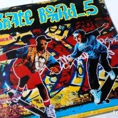 Discos de vinilo: SKATE BOARD 5, DOS LP. VINILO 1993. Lote 184033212
