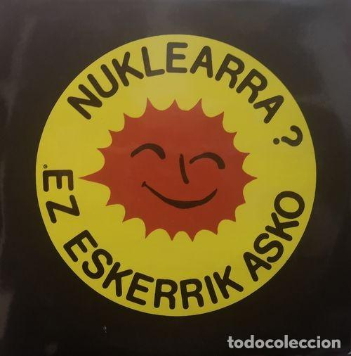 NUKLEARRA EZ ESKERRIK ASKO - DOBLE LP CANTADO EN EUSKERA # (Música - Discos de Vinilo - Maxi Singles - Étnicas y Músicas del Mundo)
