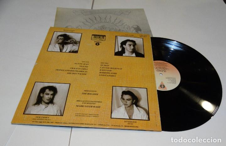 Discos de vinilo: THE BOLSHOI- LINDYS PARTY - LP 1987 - Foto 2 - 184037026