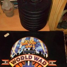 Discos de vinilo: ALL THIS AND II WORLD WAR DOBLE LP. Lote 184040942