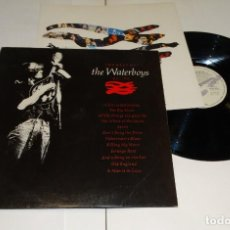Discos de vinilo: THE WATERBYS-THE BESTOF -THE WATERBYS 81-90- LP 1991. Lote 184043090