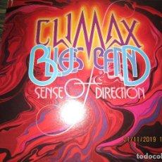 Discos de vinilo: CLIMAX BLUES BAND - SENSE OF DIRECTION LP ORIGINAL U.S.A. - SIRE RECORDS 1974 -. Lote 184050793