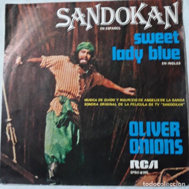 Discos de vinilo: REDBONE 1974, THE SWEET 1974-75, THE BEE GEES 1975, STORIES 1973, ETC..... LOTE DE 14 SINGLES - Foto 10 - 184051320