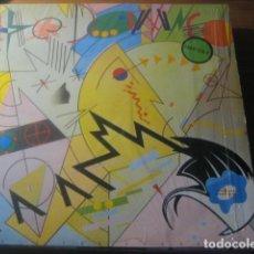 Discos de vinilo: THE DAMNED - MUSIC FOR PLESURE ******** RARO LP UK 1988 GRAN ESTADO. Lote 184053817