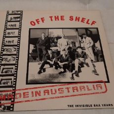 Discos de vinilo: OFF THE SHELF -MADE IN AUSTRALIA- (1989) LP DISCO VINILO. Lote 184054773